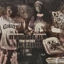Ted Bundi & G Staxx - Brothers From Another Mother mixtape cover art
