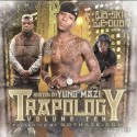 Trapology 10 (Hosted By Yung Mazi) mixtape cover art