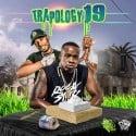 Trapology 19 mixtape cover art