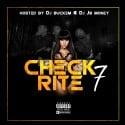 Check Rite 7 mixtape cover art