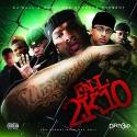 Fall 2K10 mixtape cover art