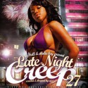 Late Night Creep 27 mixtape cover art