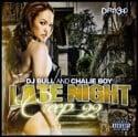 Late Night Creep 22 mixtape cover art