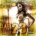 Late Night Creep 23 mixtape cover art