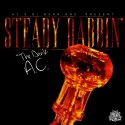 AC - Steady Dabbin mixtape cover art