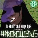 B-Hoody - #PreRolledJs mixtape cover art