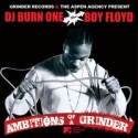 Boy Floyd - Ambitions Of A Grinder mixtape cover art