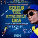 Buddy Boi - Soul And Struggle USA mixtape cover art