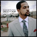 Diego Cash - Honorable Mention mixtape cover art