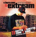Extream - Gutta 2 Ghetto, Zone 2 Zone mixtape cover art