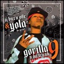 Yola Da Great - Gorilla N Da Trunk 9 mixtape cover art