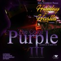Holiday The Hustla - The Color Purple 3 mixtape cover art