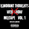 Ignorant Thoughts Vol. 1 mixtape cover art