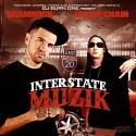 Shamrock & Jackie Chain - Interstate Muzik mixtape cover art