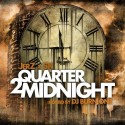 JerZ & SK - Quarter 2 Midnight mixtape cover art