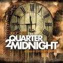 JerZ & SK - Quarter 2 Midnight mixtape cover art