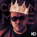 KD - Crown Me mixtape cover art