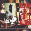 KD - Diary Of A Trill Nigga mixtape cover art