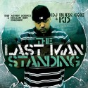 KD - The Last Man Standing mixtape cover art