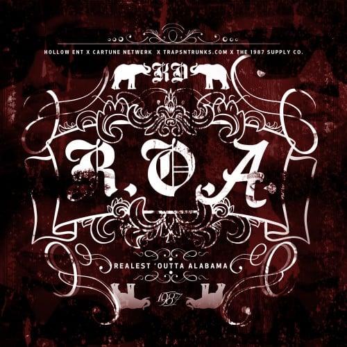KD – R.O.A. (Realest Outta Alabama) [Mixtape]