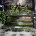 Kevin Kartier - Watch Your Step mixtape cover art