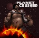 Bonecrusher - Planet Crusher mixtape cover art