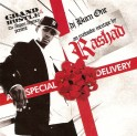 Rashad - A Special Delivery mixtape cover art