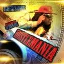 YG Hustleman - Hustlemania mixtape cover art