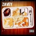 Zavey - The Lunch Tray mixtape cover art