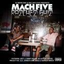 Mach Five - Rachet Shit mixtape cover art