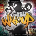 Wake Up (Hosted by Talib Kweli) mixtape cover art
