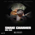Big Cuz - Snake Charmer mixtape cover art