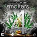 For Smokers Only 4 mixtape cover art