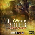 Jimmy3Bih - Juli World mixtape cover art