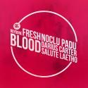 Fresh Blood Compilation mixtape cover art