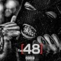 First 48 mixtape cover art
