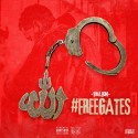 #FreeGates mixtape cover art