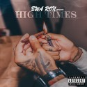 High Times mixtape cover art