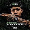 Money Is The Motive mixtape cover art