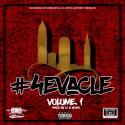 #4EVACLE Vol. 1 mixtape cover art