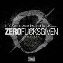 Emilio Rojas - Zero F*cks Given mixtape cover art