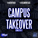 Campus Takeover 2 mixtape cover art