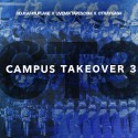 Campus Takeover 3 mixtape cover art