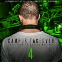 Campus Takeover 4  mixtape cover art