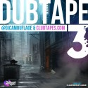 DubTape 3 mixtape cover art