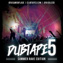 DubTape 5 (Summer Rave) mixtape cover art