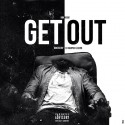 HBK Boom - Get Out mixtape cover art