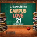 Campus Love 21 (Chopped Not Slopped) mixtape cover art