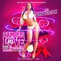 Campus Love 10 (2011 Graduation) mixtape cover art