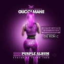 Gucci Mane & Young Thug - Purple Album mixtape cover art